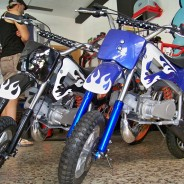 Minimotos de Cross 50cc, 2T, ¡Disponibles en varios colores!