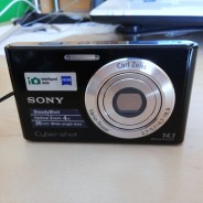 Camara digital SONY – DSC -W330