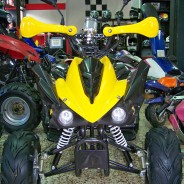 Quad Sport, 110 cc, 4T. Disponible en varios colores.