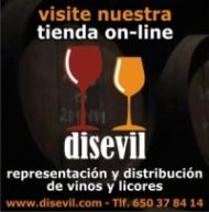 Disevil Vinos online