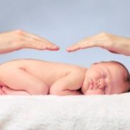 Terapia de Reiki para niños y bebés