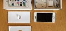 Nuevo Apple iPhone 5s-32 GB Oro (desbloqueado)