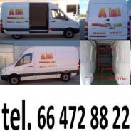 Atrans  alquiler furgonetas con conductor