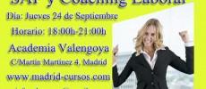 Curso Taller Gratis SAP y Coaching Laboral