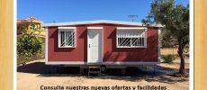 Casas móviles prefabricadas