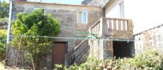 Se vende casa de piedra cerca de  A Cañiza