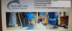 LIMPIEZAS PLUS NET A.R