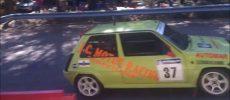 Alquiler de coche rally para carreras