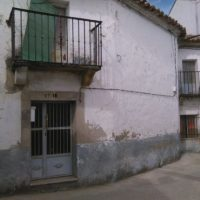 vendo casa en Talaván, Cáceres