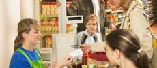 Se buscan cajeros,reponedores,dependientes para supermercado