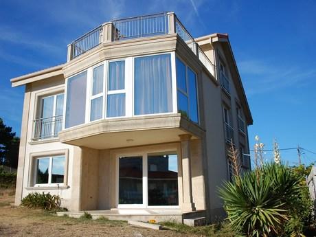 casa en venta en playa de montalvo , sanxenxo